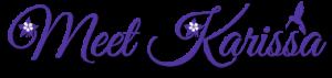 Meet Karissa Logo