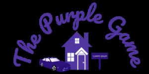 ThHe Purple Game Logo
